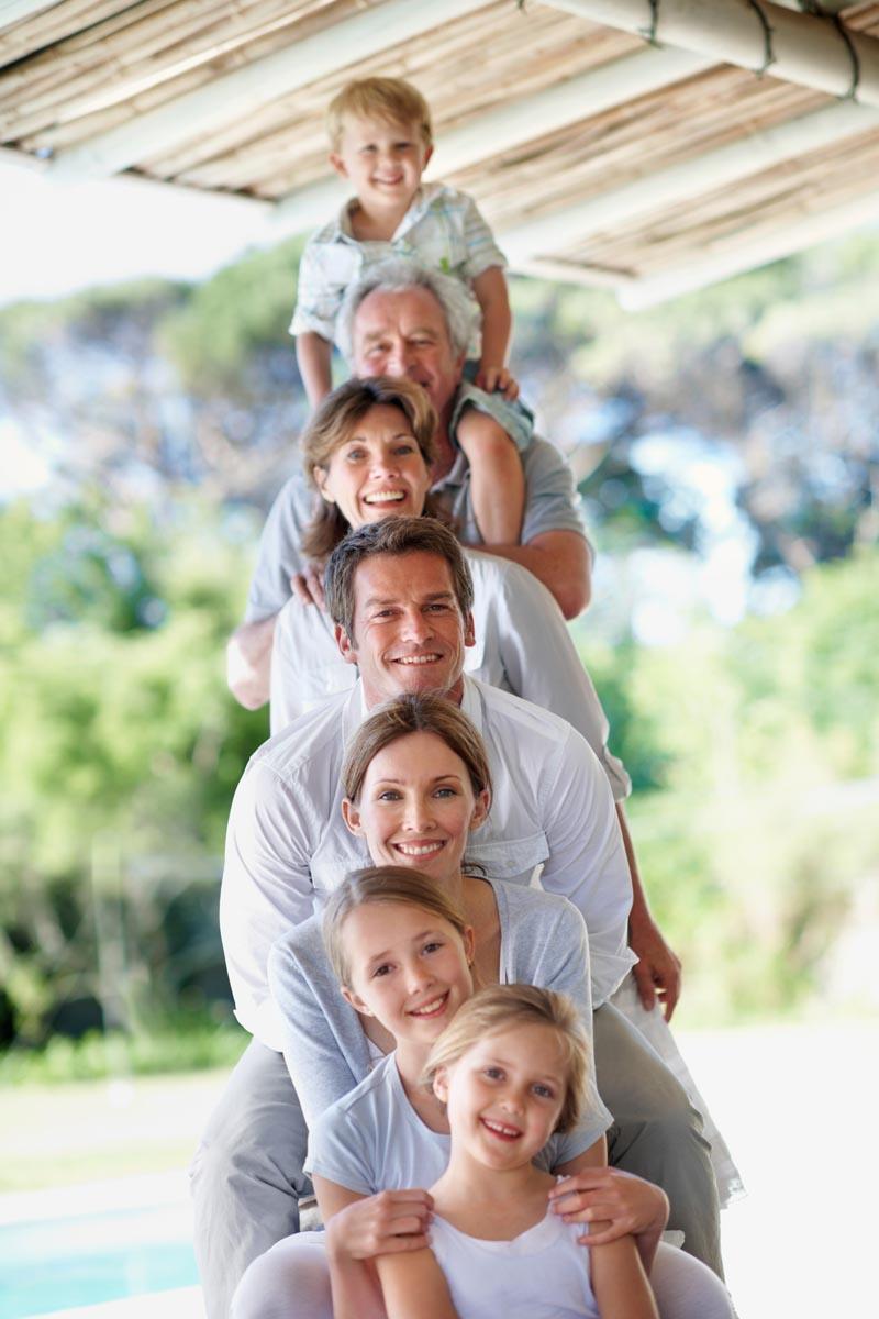 gestapelde-familie